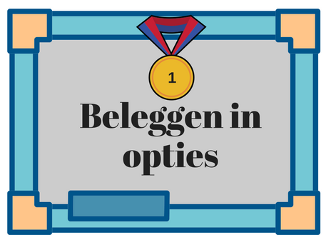 Beleggen in opties